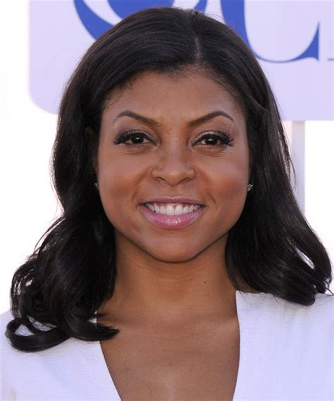 taraji p henson long wavy hairstyle pictures to pin on pinterest taraji p henson hairstyle formal long wavy short