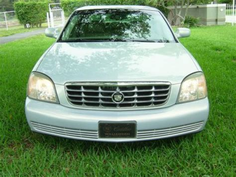 Cadillac Dhs 2005 by Sell Used 2005 Cadillac Dhs Edition In Blue Pearl From