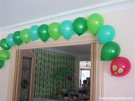 birthday decor at home learn with play at home diy party decorations