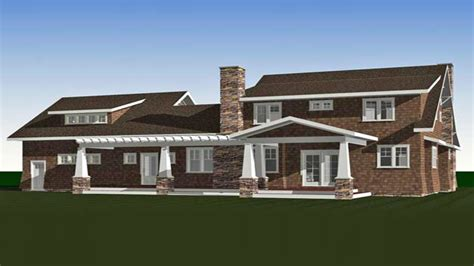 arts and crafts bungalow house plans architecture custom plan design the arts and crafts