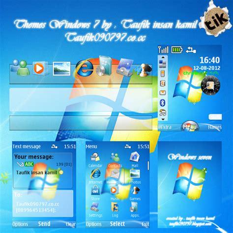 Kesing Hp Nokia X2 00 tema windows seven untuk hp nokia x2 00 s40