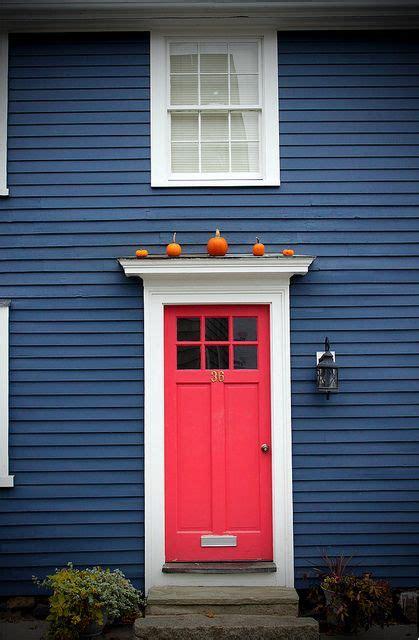 doors doors and blue on
