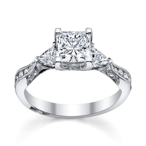 Princess Cut Rings by 6 Princess Cut Engagement Rings She Ll Robbins