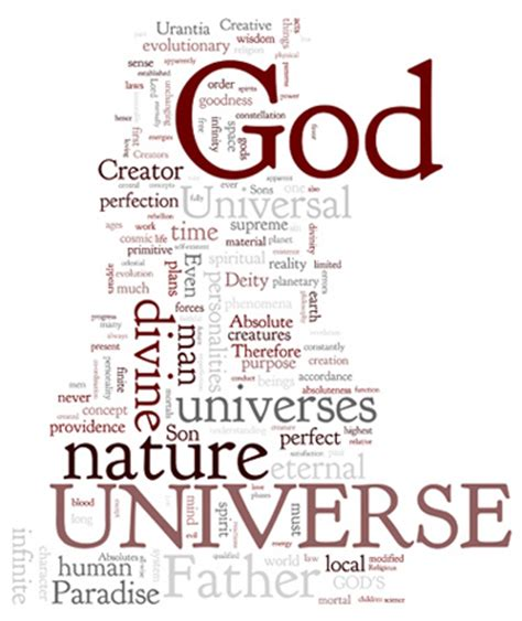 Relation With God Essay by God S Relation To The Universe Paper 4 The Urantia Book