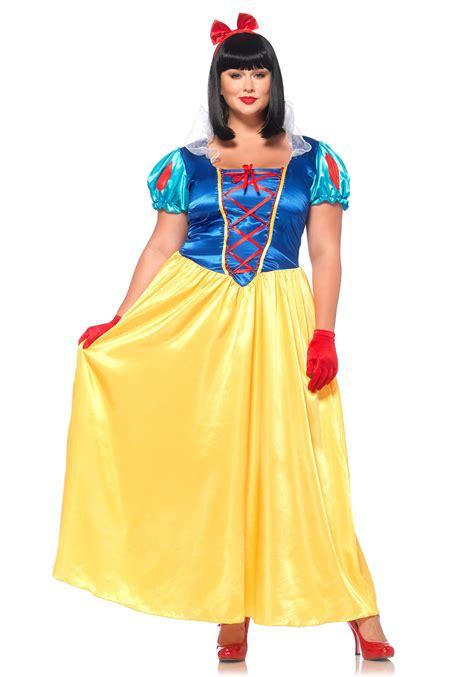Snow White plus size classic snow white costume
