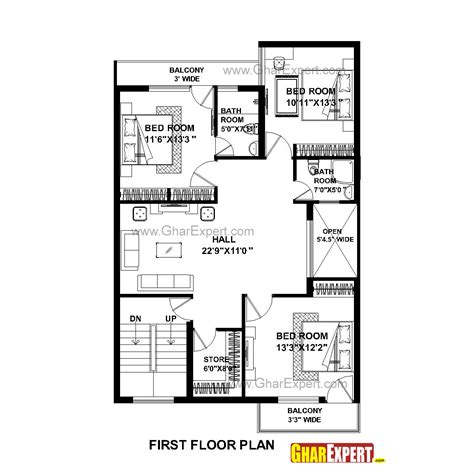 30 wide house plans 30 feet wide house plans