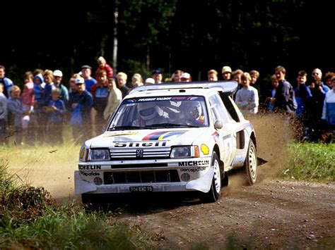 peugeot 205 group b 1985 peugeot 205 t16 group b gallery supercars net