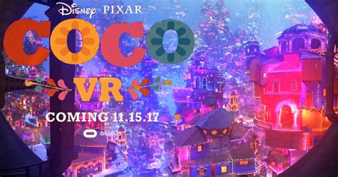 coco vr pixar s first ever virtual reality experience centers