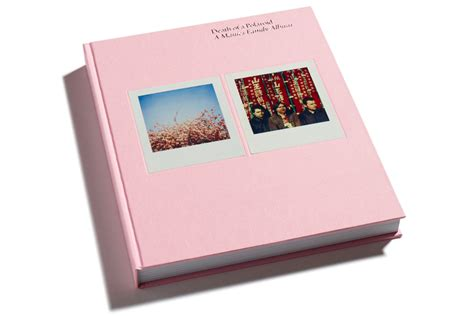the book for design books nicky wire of a polaroid book design