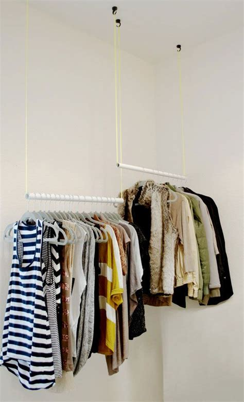 How To Make A Closet Hanging Rod by Best 25 Closet Rod Ideas On Building Closet