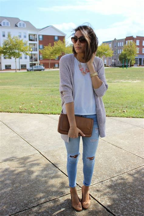 outfit blue jeans