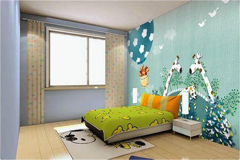 wallpaper dinding buatan sendiri 34 ide hiasan kamar tidur kreatif terbaru dekor rumah