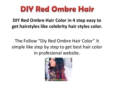 how to diy ombre hair at home diy ombre hair