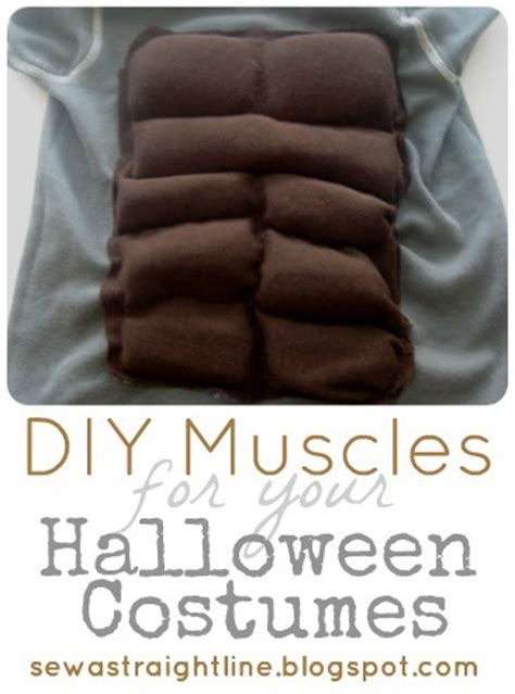homemade muscle suit tutorial  create