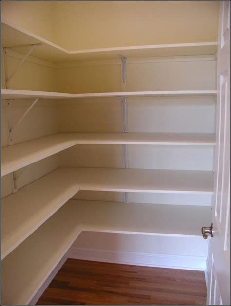 Building Pantry Shelves Design by Walk In Kitchen Pantry Shelving Pantry Home Design