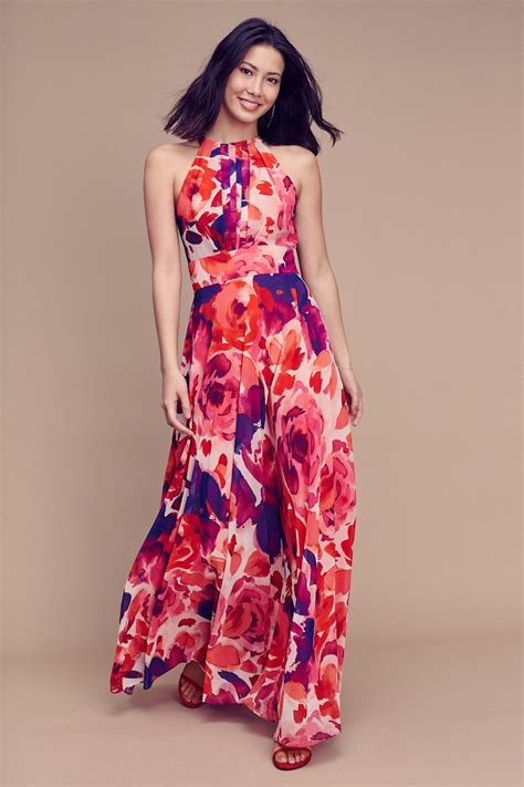 Maxi Elisa Pink Editorial Best Wedding Guest Dresses You Need Now Nawo