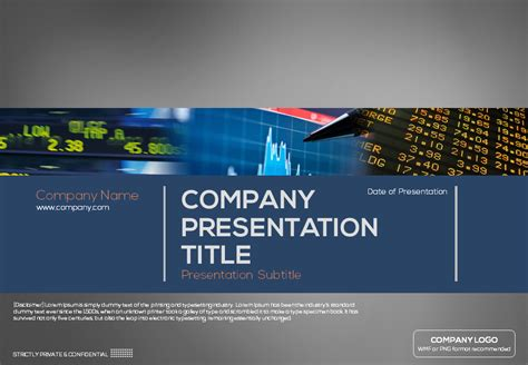 power point template finance gallery powerpoint template