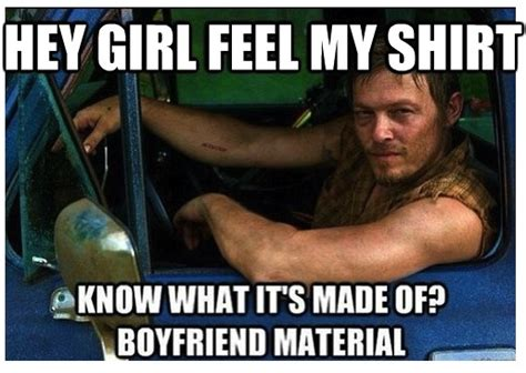 Daryl Walking Dead Meme - funny twd gifs memes and general media part3 page 4
