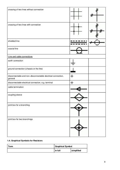 fuse holder symbols wiring diagram schemes