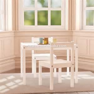 kinder tisch und stuhl kinder tisch und st 252 hle set wei 223 holz kinder set mit einem