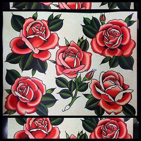 traditional roses tumblr neun75c9z81sttdero1 1280 jpg 640 215 640 skulls and