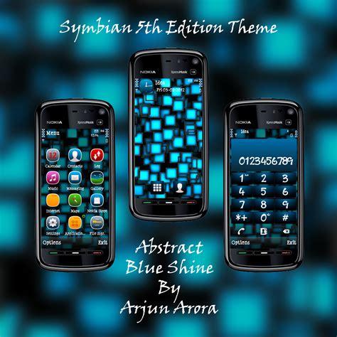 themes nokia symbian abstract shiny nokia symbian theme auto design tech