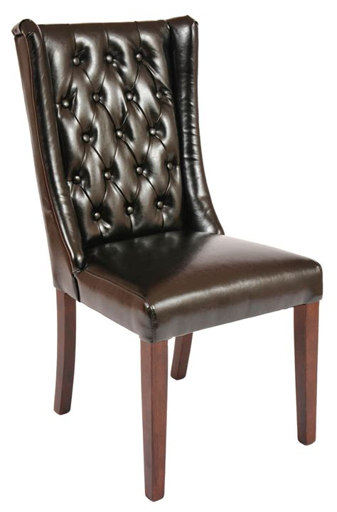Southwell Smart Leather Dining Chair Smart Leather Leather Dining Chairs Uk