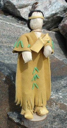 corn husk dolls canada corn husk doll made in canada corn husk