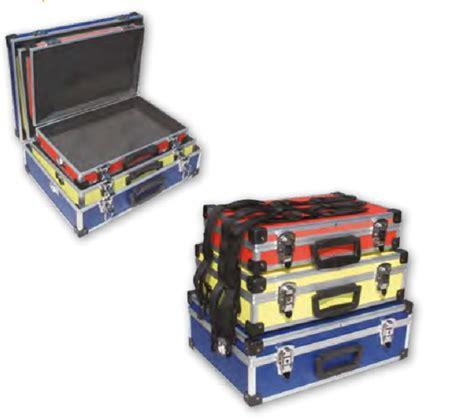 valigette porta attrezzi set 3 pezzi valigette in alluminio porta utensili klass
