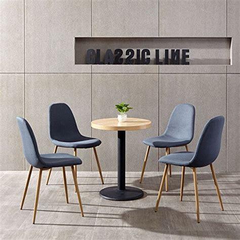 Stuhl Metallbeine by Aingoo 4stkkchenstuhl Metallbeine Stuhl Bistrostuhl Eiffel