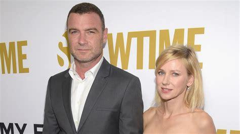Are Watts Liev Schreiber Married by Liev Schreiber And Watts Www Imgkid The