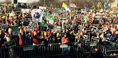 anti abortion march  life rallies   dc