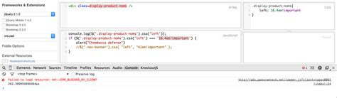 jquery console log jquery if css value then stack overflow