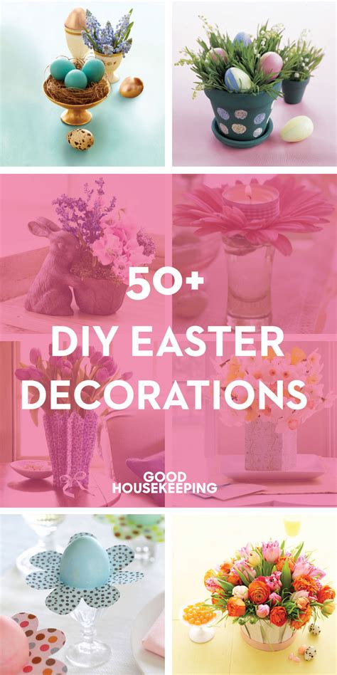 homemade easter decorations for the home 70 diy easter decorations ideas for homemade easter
