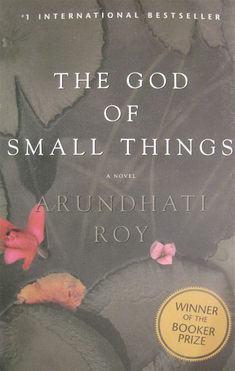 The God Of Small Things the god of small things cocoon poet
