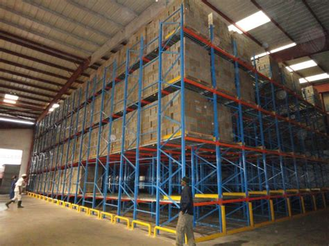 Flow Rack Systems by Pallet Flow Rack Aloi Materials Handling