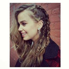 how to do lagatha braids elven looking hair gonna have to try this on my sister