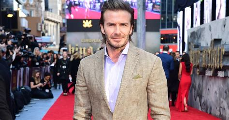 That Half An Inch By Beckham Digested By The Guardian by David Beckham And Michael Eavis Open Social Housing Site