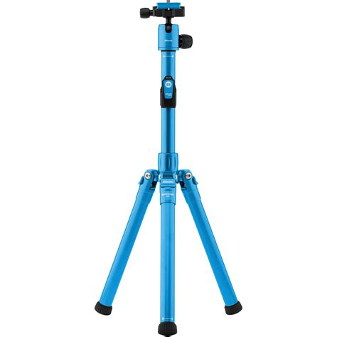 Tripod Mefoto mefoto backpacker air travel tripod blue bpairblu b h photo