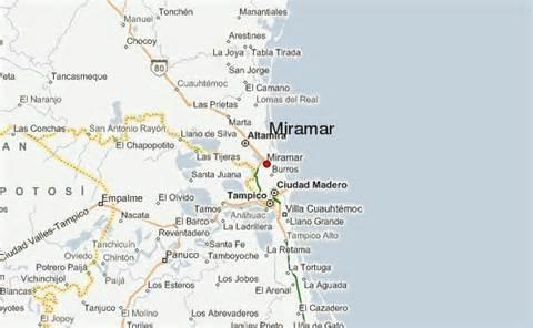 miramar mexico location guide