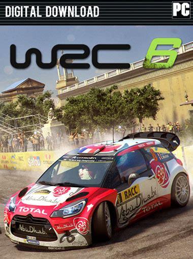 Wrc 7 World Rally Chionship Pc Serial Key Steam buy wrc 6 world rally chionship pc steam