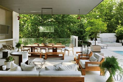 contemporary outdoor spaces contemporary outdoor space by mcalpine booth ferrier
