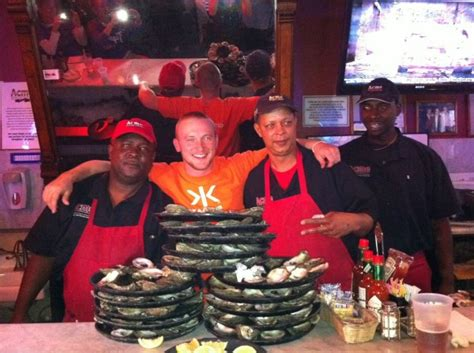 acme oyster house locations 16 most outrageous food challenges on earth food challenges eating professional