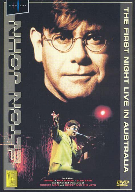 themes in australia film elton john the first night live in australia 1997