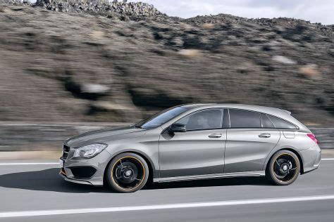 Silber Wieder Zum Glänzen Bringen by Mercedes Shooting Brake 2015 Alle Preise Autobild De
