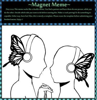 Magnet Meme - not sure which category closed on meme station deviantart