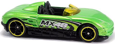 Mazda Mx48 Turbo Silver Hotwheels Wheels mx48 turbo 70mm 2000 wheels newsletter