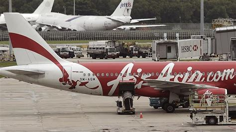 airasia support abbott determined to help in search