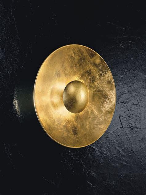 wandleuchte designklassiker wandleuchte aura sol gold 90 cm 4 fl hans k 246 gl