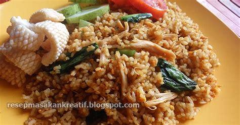 membuat nasi goreng jawa sederhana resep nasi goreng jawa yang sederhana dari kung aneka